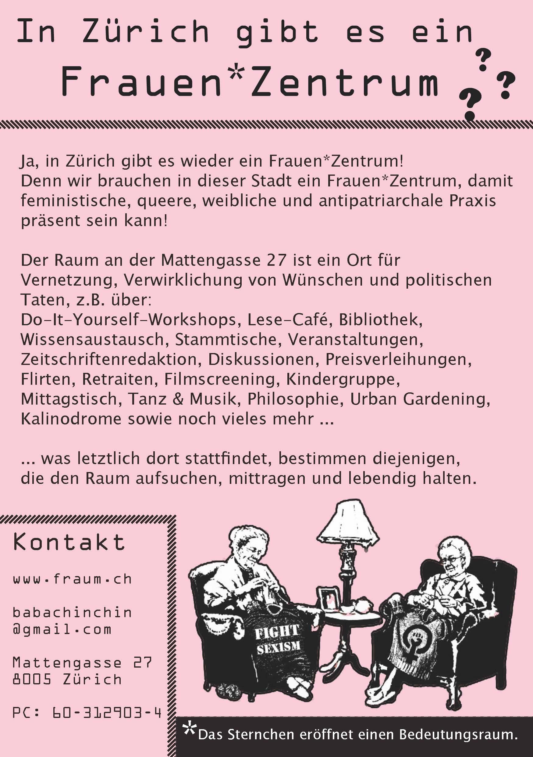 FrauenZentrum