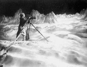 OeFM_Frau im Mond, 1929, Fritz Lang © Horst von Harbou - Dt.Kine