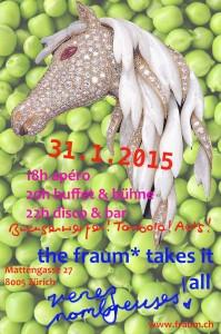 fraum* fest 31.1.15