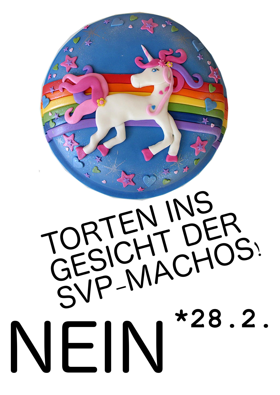 NEIN Einhorn